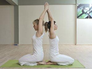 26 Days 200-hour Yoga Teacher Training in Greece