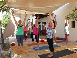 11 Days Bed, Breakfast and Yoga Holiday in Ibiza, Spain