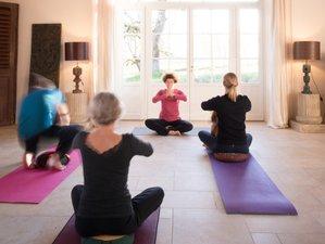 6 jours en stage de yoga, jeûne et randonnées à Lavergne, Lot-et-Garonne