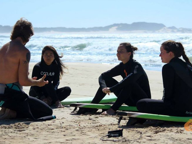 3 Days Surf Camp South Africa