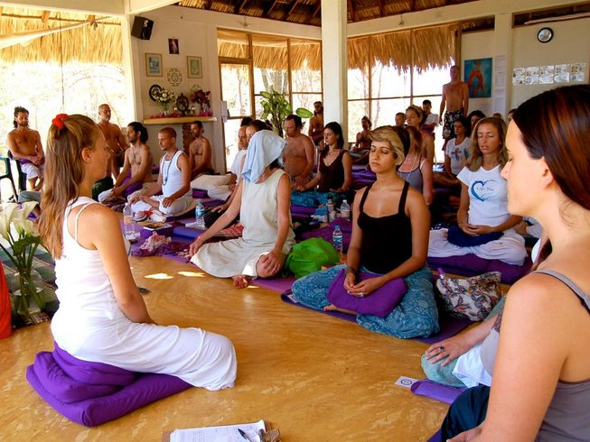 31 Days First Level Agama Yoga Retreat in Mexico