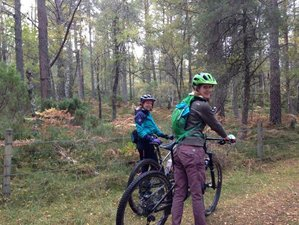 3 Days Family Mountain Bike Holiday Under Your Own Steam in Highland, UK