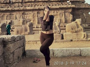 7 Days Classical Indian Hatha Yoga Retreat in Samothraki, Greece