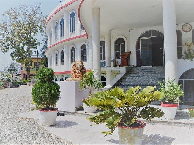 3-Daagse Weekend Yoga Retreat in Rishikesh, India