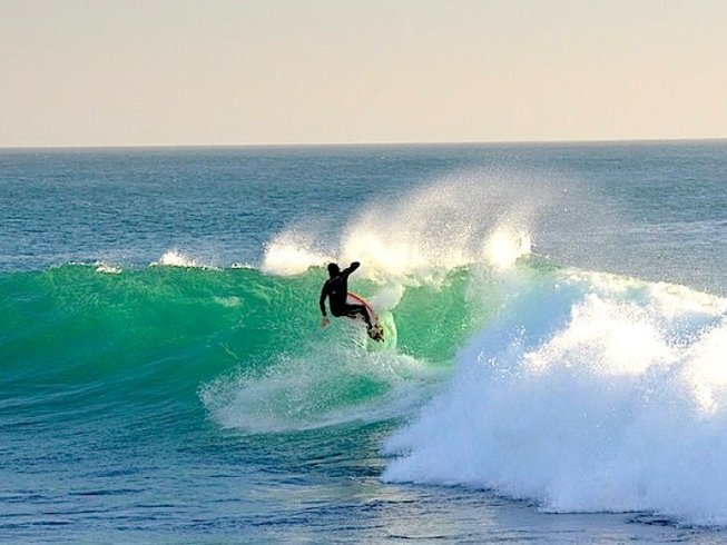 8 Days Adventure Surf Holiday in Tamraght, Morocco