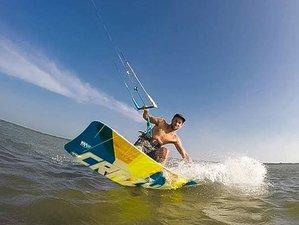 8 Days Kitesurf Camp in Algarve, Portugal
