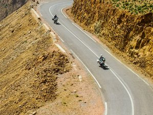 5 Days Guided Long Weekend Motorcycle Tour in Morocco