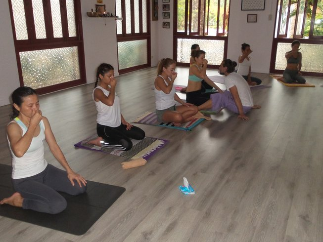 8 Days Therapy and Yoga Retreat Thailand