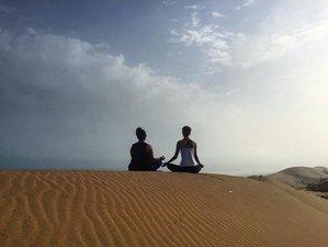 8 días retiro de yoga Vinyasa en el sur de Marruecos