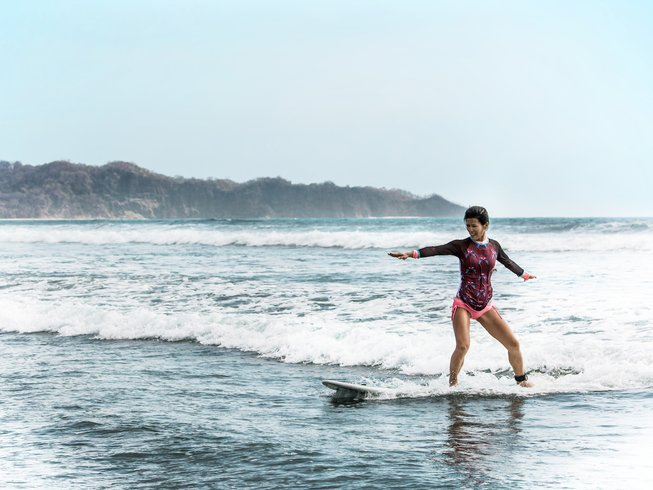 7 Days Surf, Dance Fitness and Yoga Retreat in Costa Rica