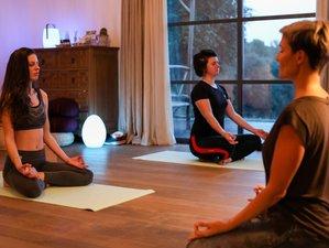 4 jours en week-end de yoga, bien-être et méditation dans un lieu d'exception près de Cannes