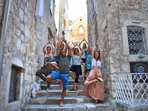 8 Days Yoga and Meditation Holiday on Hvar Island in Croatia