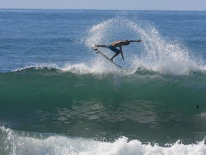 5 Day Pumping Waves Surf La Libertad Department