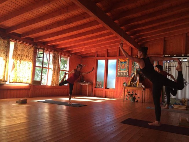10 Days Sacred Healing, Detox, Meditation, and Yoga Retreat in Algarve, Portugal