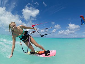 8 Days Kitesurfing Surf Camp Australia