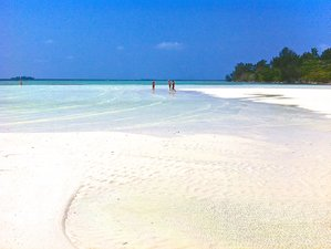 8 Days Luxury Yoga Retreat in Private Island, Kura Kura Resort, Indonesia