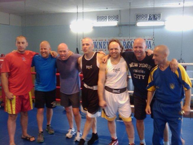 7 Days Boxing Training Camp in Kiev, Ukraine