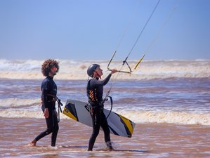 7 Days Fun Kitesurfing Holiday for Family, Friend, and Couple in Essaouira, Marrakesh-Safi, Morocco
