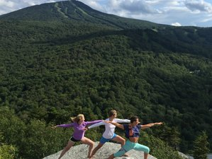 5 Days Fall Into Feeling Awesome Fitness and Yoga Retreat in Vermont, USA