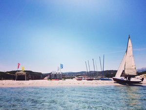 7 Days Rejuvenating Windsurf Camp on Sardinia, Italy