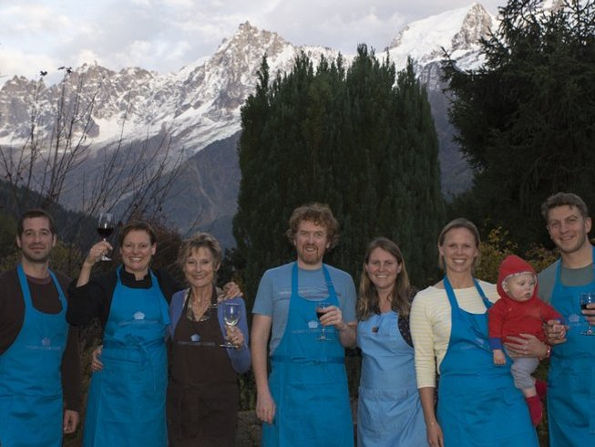 7 Days Healthy Cooking Holidays in France