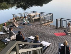 7 Tage Yoga Retreat in Purer Natur in Angelniemi