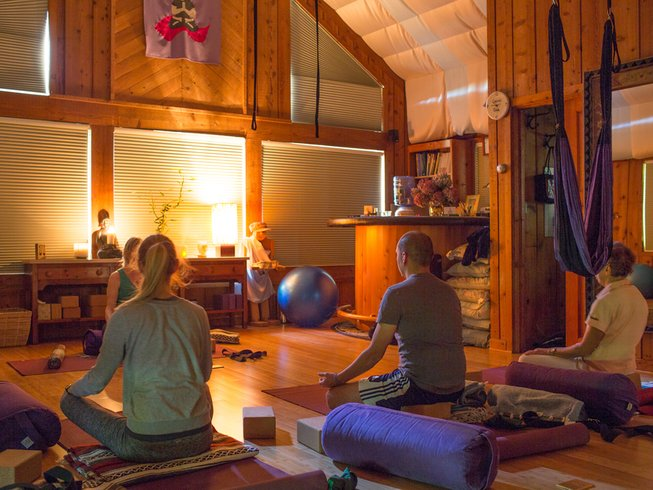 3 Days Weekend Yoga Retreat in USA