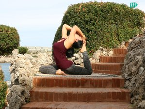 8 Days Hatha and Vinyasa Yoga Retreat in Greece