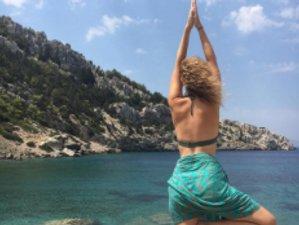 8 días retiro de yoga para mujeres en Symi, Grecia