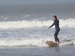 6 Day Surf Camp Coaching Package for Beginner and Intermediate Surfers in Essaouira, Marrakesh-Safi