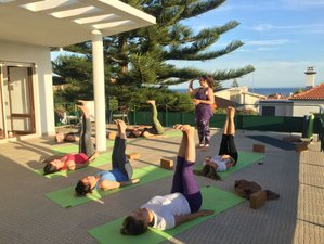 7 Tage Entspannender Retreat für Yogalehrer in Cascais, Portugal