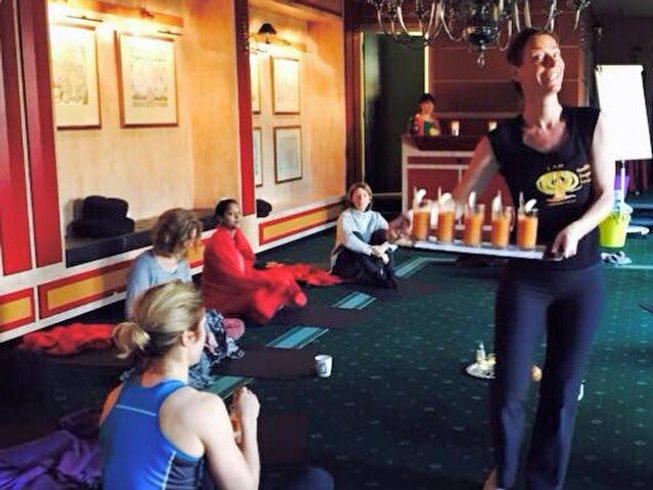 3-Daags Detox Yoga Weekend op de Veluwe, Nederland