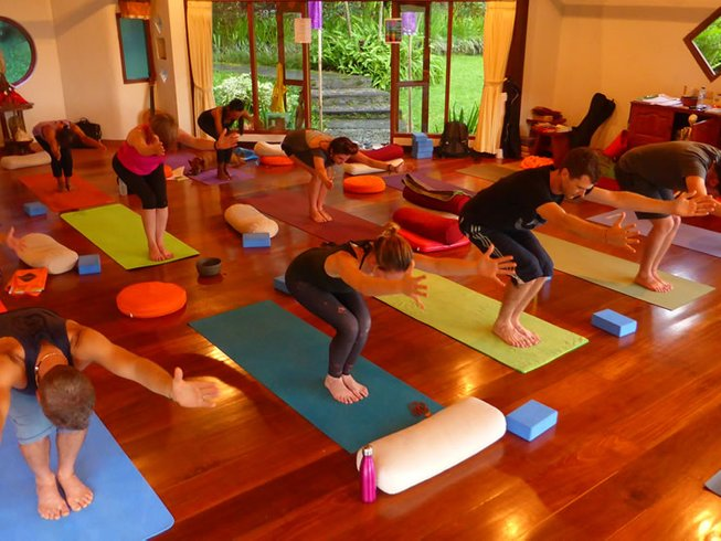 21 Days 200-Hour Yoga Teacher Training in Northland, New Zealand
