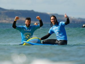 8 Day Basic Beginner Surf Camp in Gran Canaria, Canary Islands