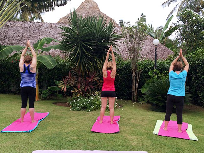8 days Fitness and Well-Being Yoga Retreat in Dominican Republic