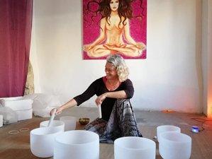 28 días Formación Yoga 200h de Hatha Yoga en Playa Granada, España