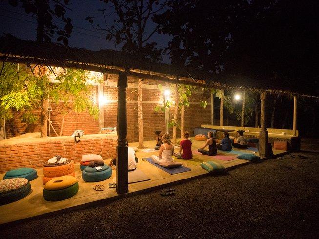 10 Tage Meditation und Yoga Urlaub in Tissamaharama, Sri Lanka