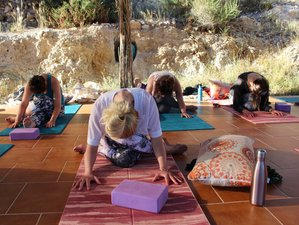 7 Day Find Your Voice Hatha and Vinyasa Yoga Retreat in Totana, Murcia