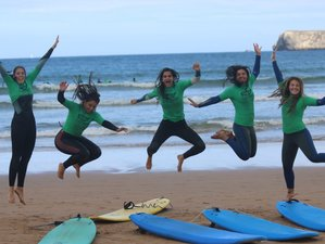 13 Days Adult's Surf Camp in Cantabria, Spain