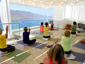 8 Days Amorgos Yoga Retreat in Greece