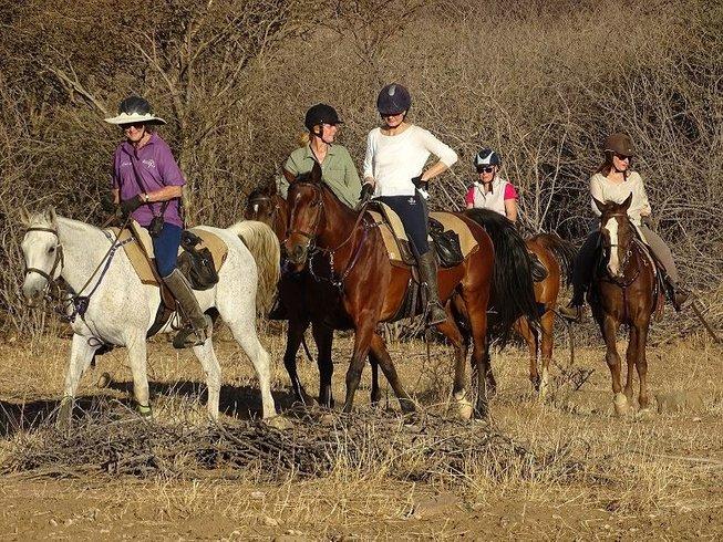 8 Days Exciting Horseback Safari in Namibia
