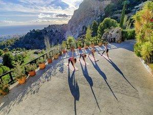 5 Day Ayurveda and Kundalini Yoga Getaway Holiday in the Sunny and Breathtaking Marbella Hills