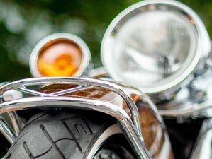 Motorcycle: Vintage