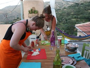 8 Days Organic Vegetarian Holiday in Crete, Greece
