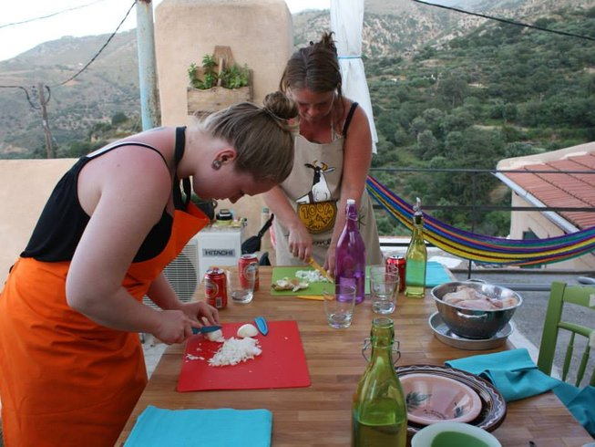 8 Days Easter Special Cooking Holiday in Crete, Greece