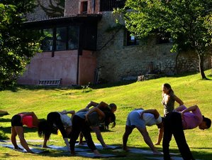 6-Daagse Ashtanga Yoga Retraite in Spanje