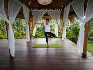 6 Day Rejuvenating Wellness, Meditation and Yoga Holiday in Karangasem, Bali