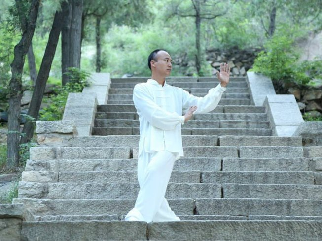2 Months Authentic China Kung Fu School in Shandong