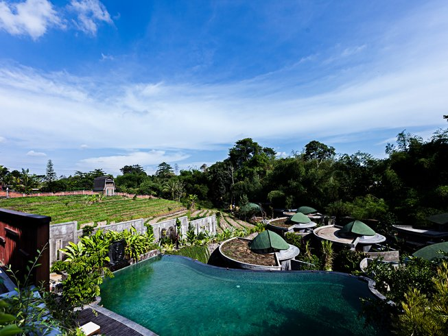 8 Days Yoga Retreat and Cooking Holiday in Bali
