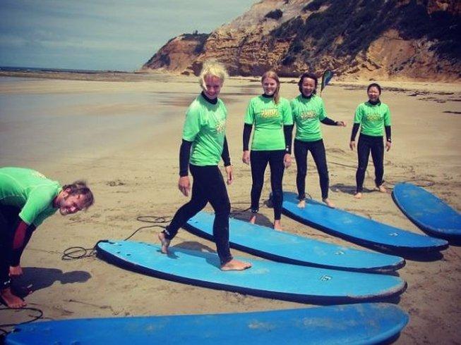 4 Days Extraordinary Surf Camp Torquay, Australia
